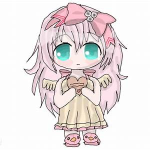 cute little chibi girl by chocomax on DeviantArt