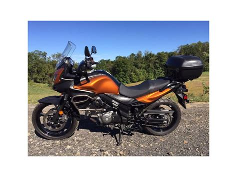 2012 Suzuki V-strom 650 Abs For Sale 14 Used Motorcycles