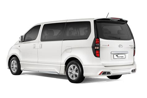 Review Hyundai Starex by Hyundai Grand Starex Royale For Malaysia Gets A Facelift