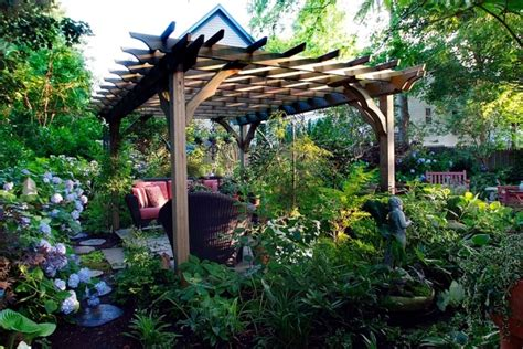 40 ideas for pergola in the garden sun protection and privacy wood interior design ideas