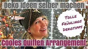 Deko Ideen Selbermachen : diy deko ideen zum selber machen kreative quitten ideen ~ A.2002-acura-tl-radio.info Haus und Dekorationen