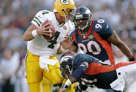 The Green Bay Packers Fell To Denver In Sb Xxxii