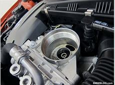 How to change your oil in a BMW 1M