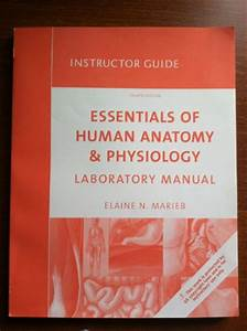 Human Anatomy Physiology Laboratory Manual Textbooks