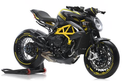 Mv Agusta Dragster Image by 2018 Mv Agusta Dragster 800 Rr Pirelli Revealed Autocar