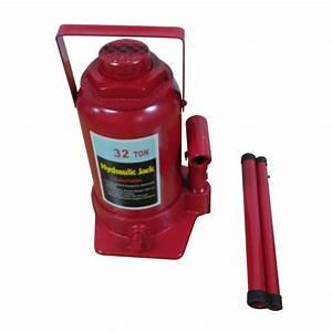 64000lbs 32 Ton Hydraulic Bottle Jack Automotive Shop