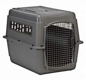 extra large dog travel crate petmate sky kennel 40lx 27wx With travel large dog crate