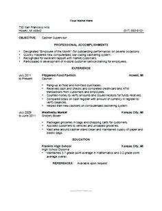 modern design waitress resume exle resume exle
