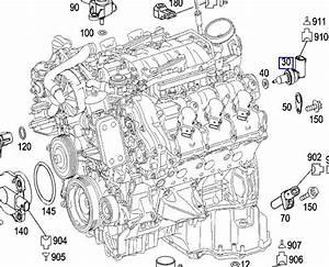 2006 Mercedes C230 Engine Diagram