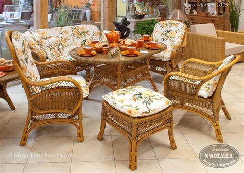 Rattansessel Mit Tisch rattanm 246 bel sitzgruppe bestehend aus rattansofa
