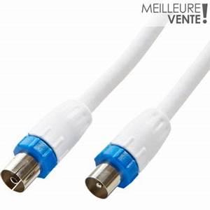 Branchement Cable Antenne Tv : c ble amplificateur connectique antenne vos achats ~ Dailycaller-alerts.com Idées de Décoration