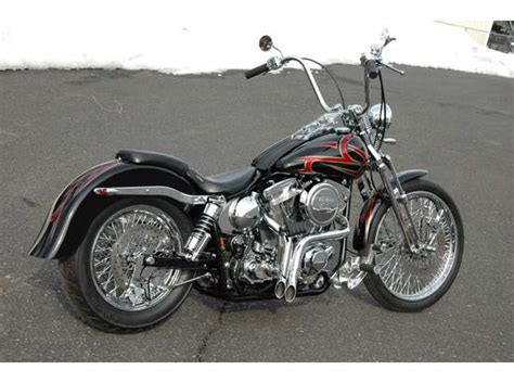 custom built acm swingarm springer bobbercustom