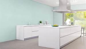 Peinture Spéciale Cuisine : quelle peinture pour la cuisine deco cool ~ Melissatoandfro.com Idées de Décoration