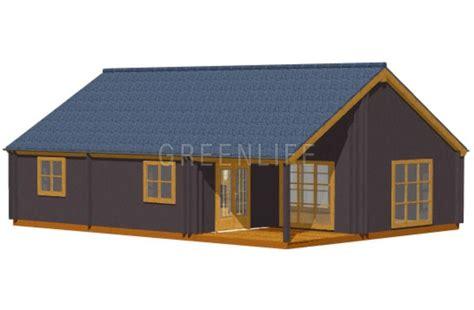 cuisine louisa maison bois lea 104 maison bois greenlife