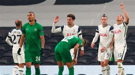 Tottenham Hotspur vs. Ludogorets Razgrad - Resumen de ...