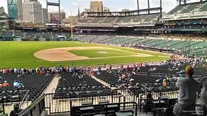 Comerica Park Terrace 136 Detroit Tigers Rateyourseats Com