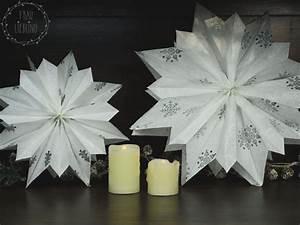 Basteln Mit Papiertüten : diy weihnachtsstern aus papiert ten handmade kultur ~ A.2002-acura-tl-radio.info Haus und Dekorationen