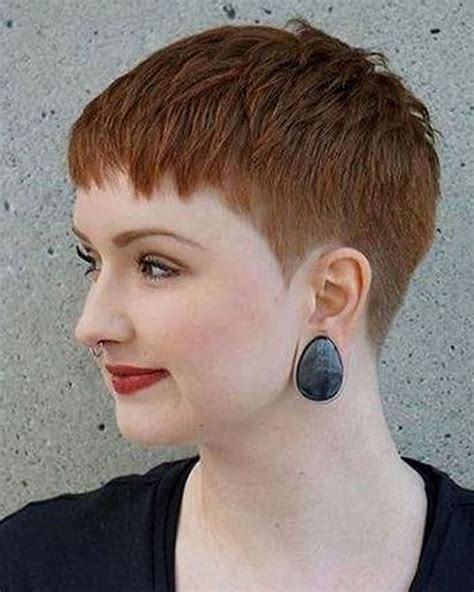 pixie hairstyles   face  thin hair