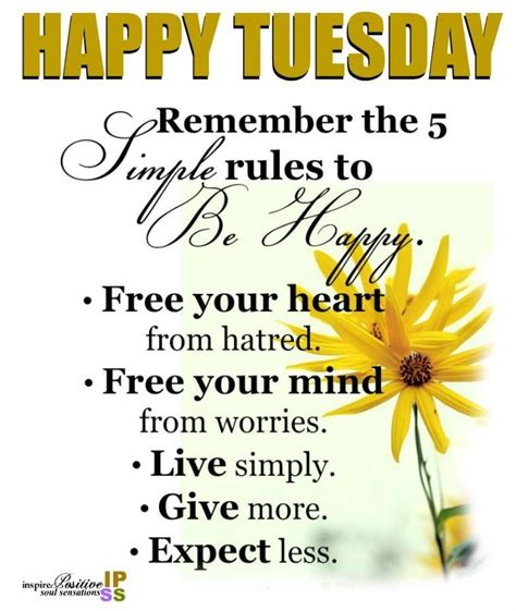 remember   simple rules   happy pictures