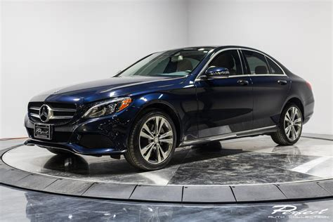 For more information, be sure. Used 2017 Mercedes-Benz C-Class C 300 4MATIC For Sale ($22,993) | Perfect Auto Collection Stock ...