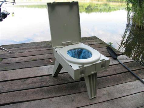 opvouwbaar toilet leo olierook fishing adventures