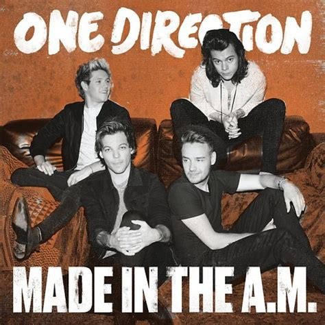 Made In The Am Quotes One Direction