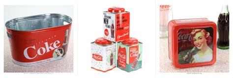 coca cola kitchen accessories retro coca cola decor jaquo lifestyle magazine 5519