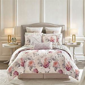 Luxury, Comforter, Sets, With, Matching, Curtains, Queen, King