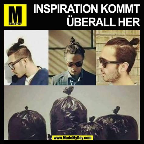 inspiration kommt ueberall    day