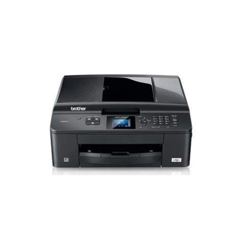 The 1.9″ color lcd display is perfect for easy menu navigation. BROTHER WIRELESS ALL-IN-ONE INKJET PRINTER MFC-J435W DRIVER