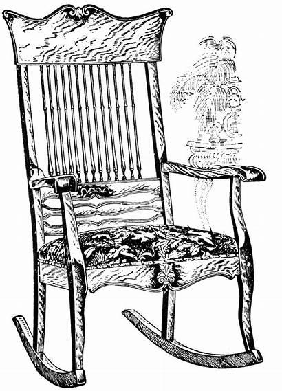 Rocking Chair Clipart Etc