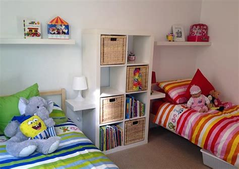 Vybavění Dětského Pokoje Pro Kluka A Holku
