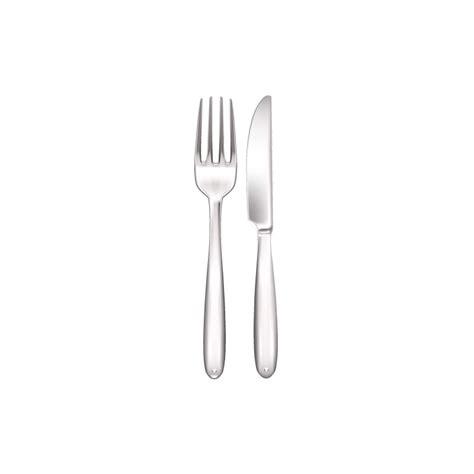 couverts de cuisine stickers couvert cuisine réalistes fourchette et couteau