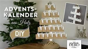 Adventskalender Holz Baum : adventskalender basteln gro er adventskalender aus holz ~ Watch28wear.com Haus und Dekorationen