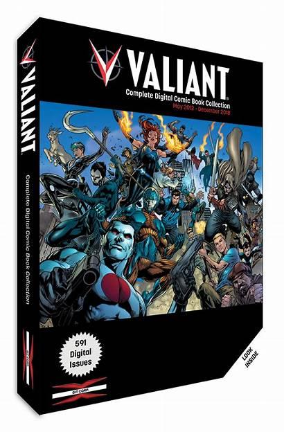 Valiant Digital Comic Comics Complete Git Corp