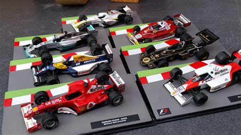 F1 Model Cars by How Best You Can Collect Formula 1 Model Cars