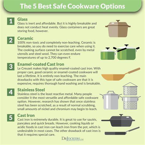 cookware safest use yang alatan untuk iron membuat healthiest drjockers digunakan kimia bahan selamat anda cast gemuk memasak jenis beberapa