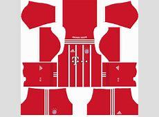 Bayern Munich Kits & Logo [20182019] Dream League Soccer
