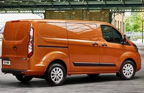 Ford Transit Custom Limited Van Swiss Vans Ltd Bridgend