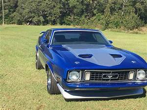 1973 Ford Mustang Mach 1 for Sale | ClassicCars.com | CC-1038741