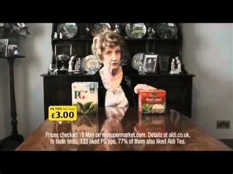 aldi tea advert  dont  tea   gin youtube