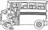 Coloring Bus Driver Clipart Transportation Magic Simple Hopping Buses Friendly Cartoon Getting Transport Printable Children Clipartbest Adult Cliparts sketch template
