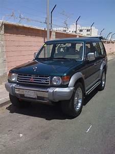 Alfonsopaj96 1996 Mitsubishi Pajero Specs  Photos