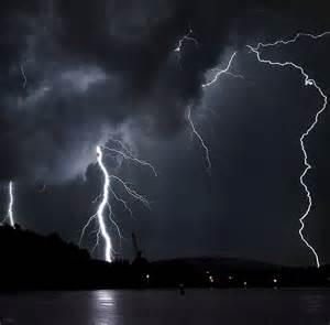 Storm Lightning Strike