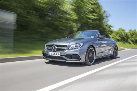 Mercedes Amg E 63 S 2016 Fahrbericht by Fahrbericht Mercedes Amg C 63 S Cabriolet Nicht Nur Zur
