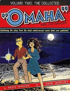 omaha the cat dancer the collected omaha the cat dancer vol 2 by reed waller