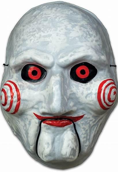 Mask Saw Puppet Billy Horror Face Jigsaw