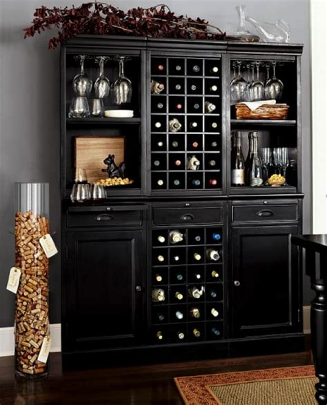 Bar Cupboard Design by Tips For Displaying Organizing Your Collections