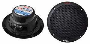 Amazon Com  Pyle Plmrkt4b 4 Channel 800 Watt Waterproof