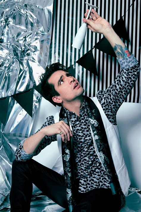 Pin By Shayla Ashlock On Brendon Urie Brendon Urie